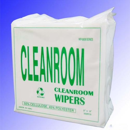 Cleanroom wipes